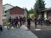 Fahrt zum Moldaustausee