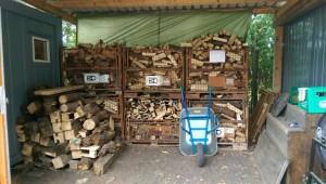Brennholz 2015
